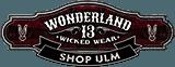 Wonderland 13 Store Logo