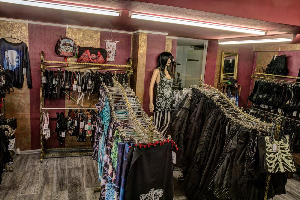 W13 Store Leggings und Röcke
