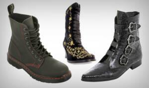 Boots & Braces Stiefel & Schuhe