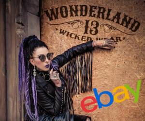Wonderland 13 Ebay Store