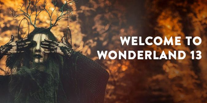 Welcome to Wonderland 13 Store & Webshop