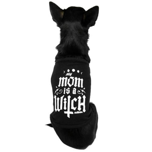 Killstar Hunde-Shirt Witch Mom